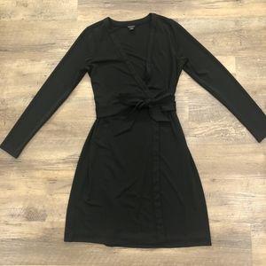 Black Ann Taylor Work Dress